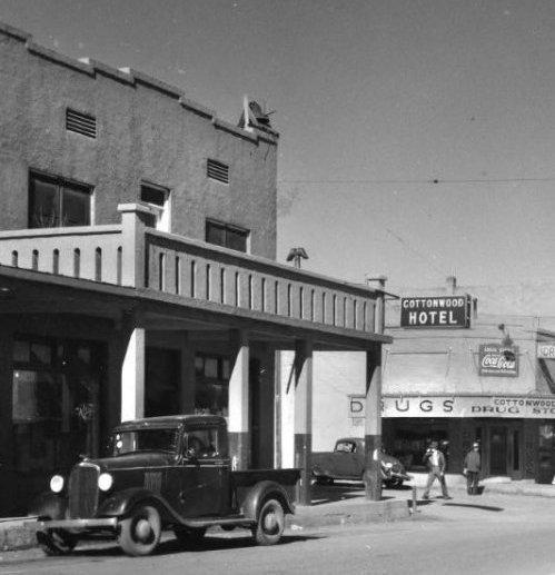 Cottonwood Hotel, Cottonwood AZ