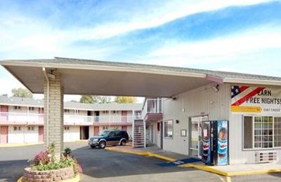 Econo Lodge - Pendleton, OR