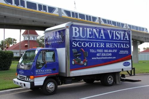 Buena Vista Scooter Rentals - Orlando, FL