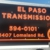 El Paso Transmissions