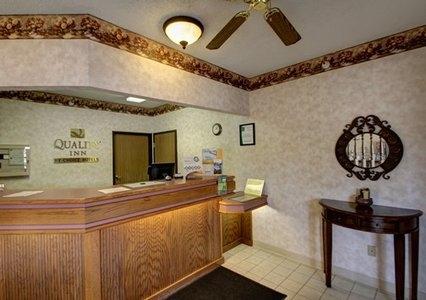 Quality Inn, Luverne MN
