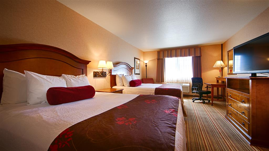 Best Western Plus Rama Inn & Suites, La Grande OR