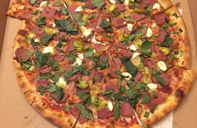 Zia Gourmet Pizza - San Diego, CA. The New Yorker