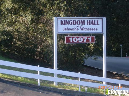 Jehovah's Witnesses - Pleasanton, CA