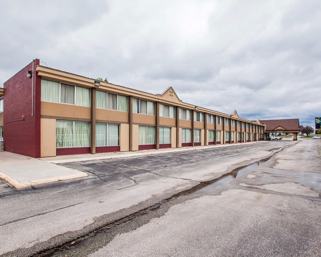 Quality Inn, Fort Dodge IA