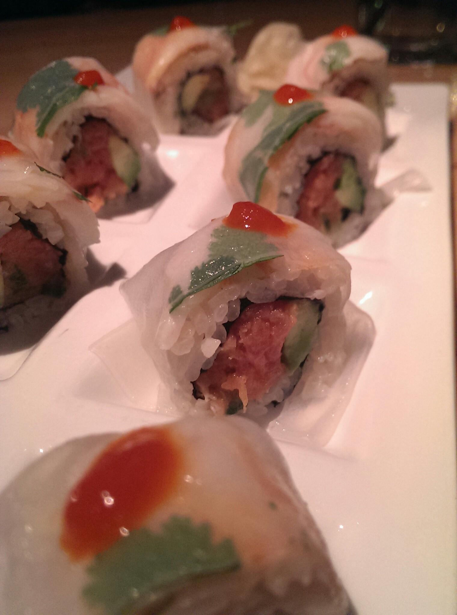 Sushi Roku, Pasadena CA