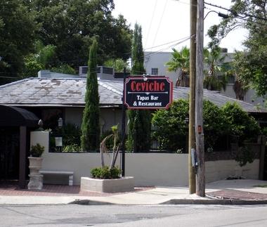 Ceviche Tapas Bar & Restaurant, Tampa FL