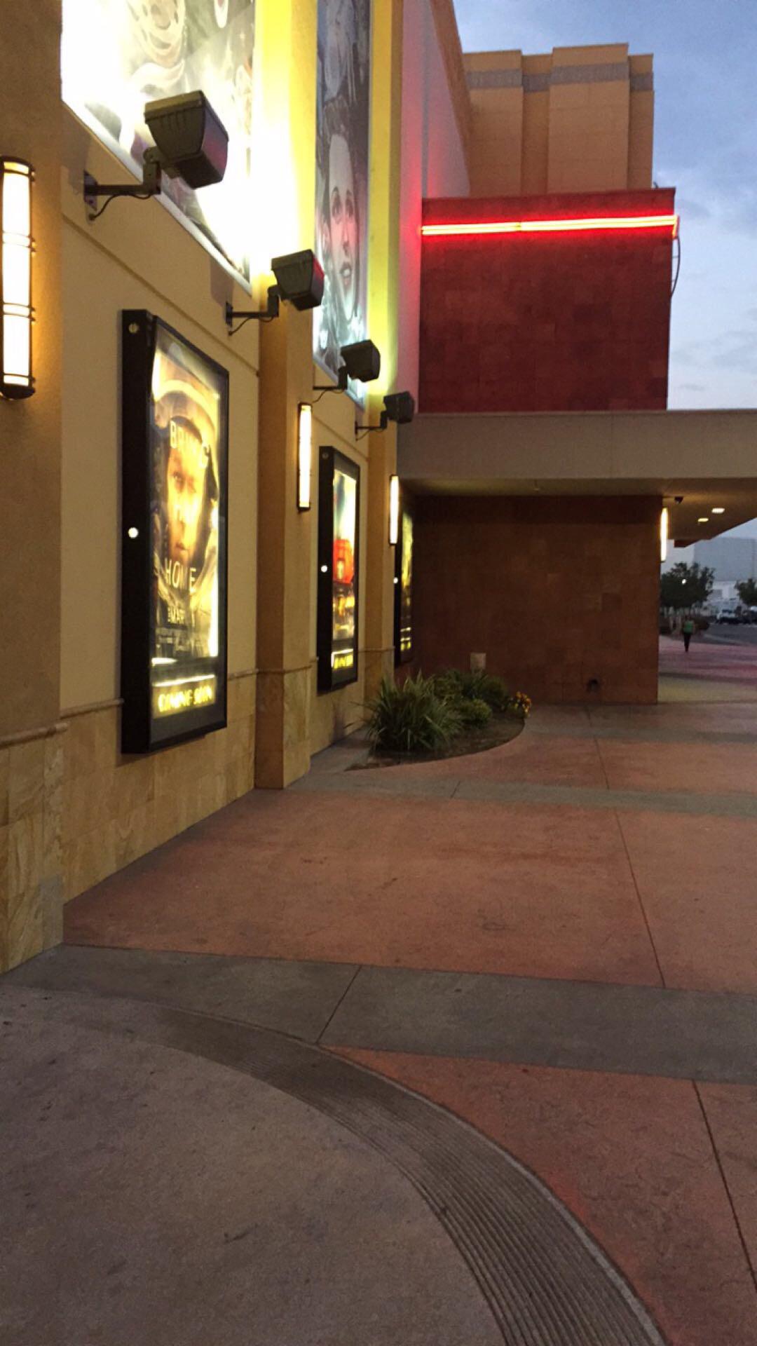 Maya Cinemas 16, Bakersfield CA