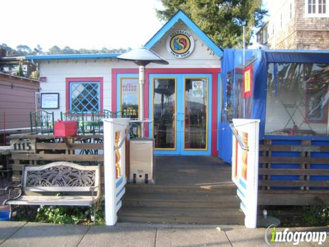 Salsalito Taco Shop, Sausalito CA