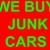 We Buy Junk Cars Tampa Bay