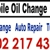 Mobile Oil Change Plus