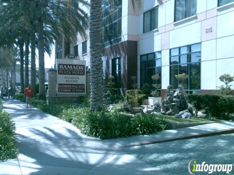 Gandhi Palace, Anaheim CA