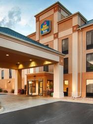 Best Western Plus Madison Inn