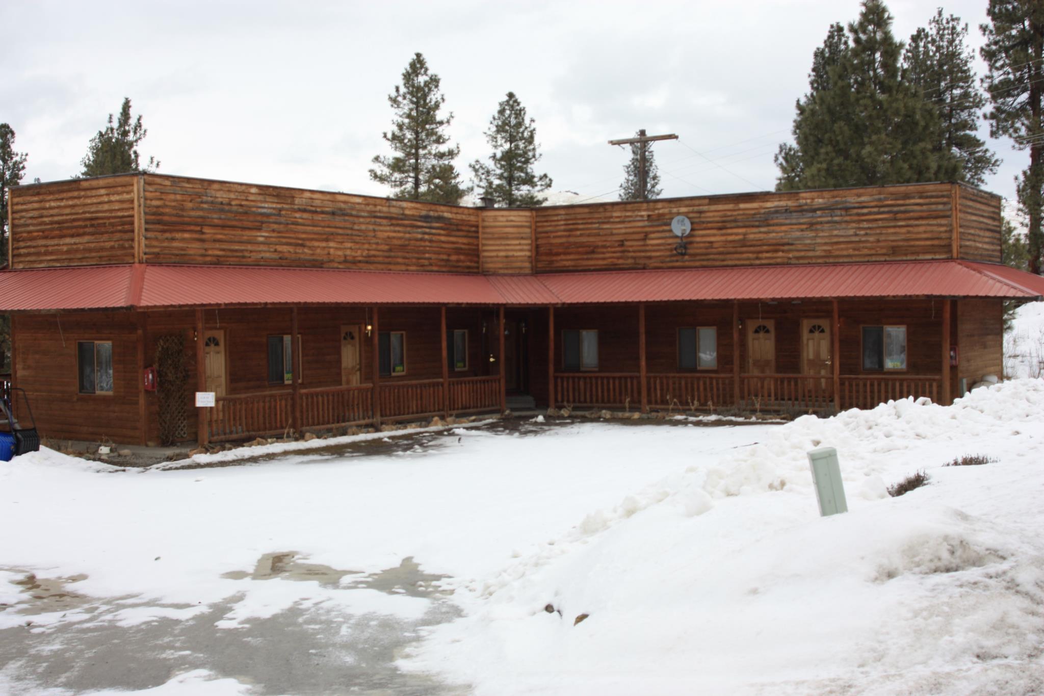 Curlew Motel, Curlew WA