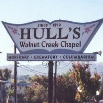 Hull's Walnut Creek Chapel