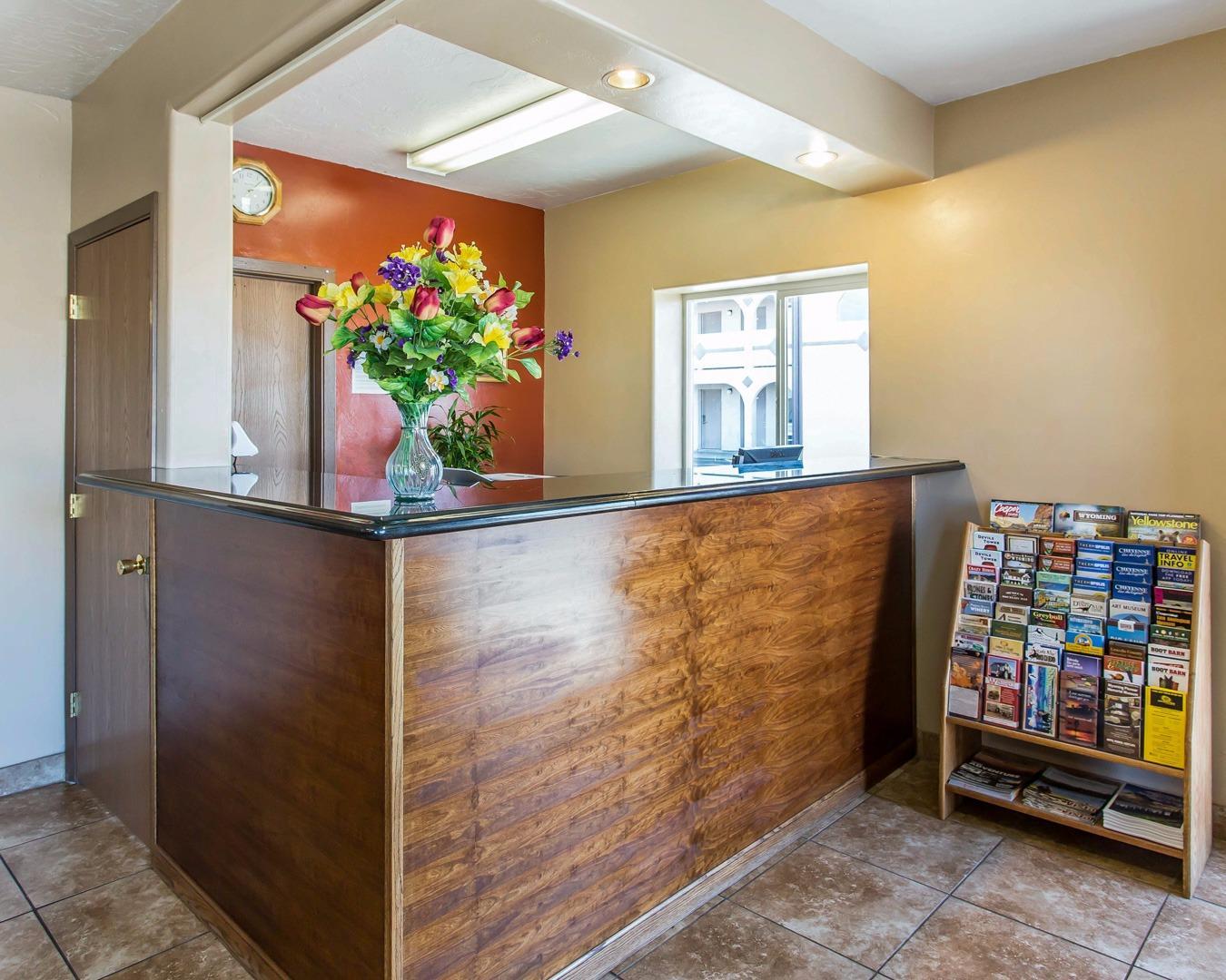 Rodeway Inn & Suites, Riverton WY