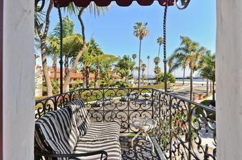 Villa Rosa Inn, Santa Barbara CA