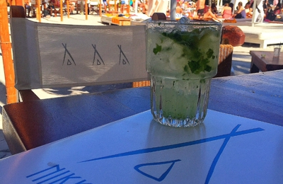Nikki Beach Restaurant & Bar - Miami Beach, FL. The best mojitos in Miami! Make sure you get a pitcher you will thank yourself
