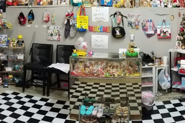 Space I-11 A AND V TOYS AND COLLECTIBLES. Come by and VISIT US