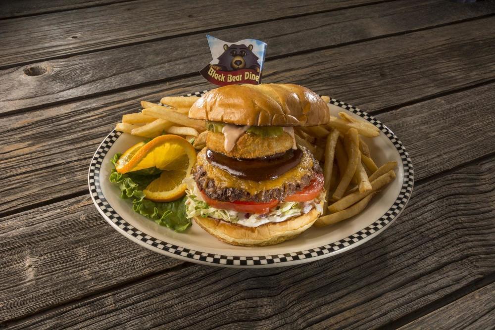 Black Bear Diner, Tulare CA