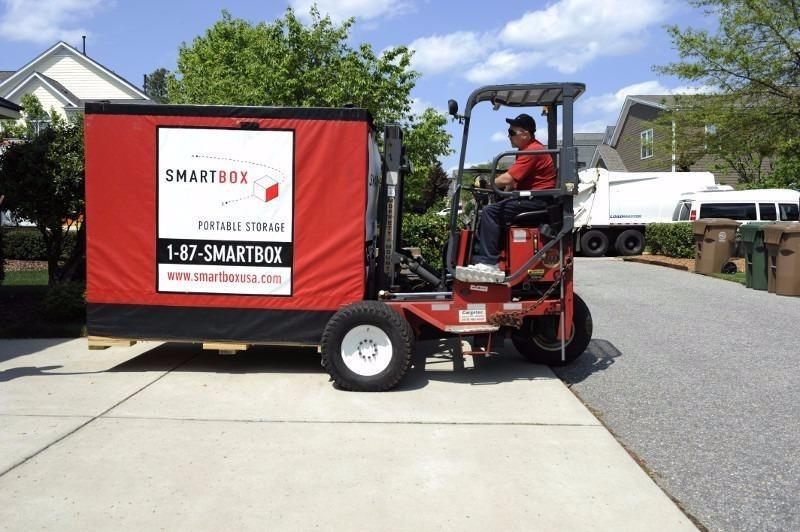 Smartbox Moving and Storage Plano, TX 75074 - YP.com