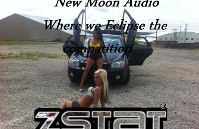 New Moon Audio - Hot Springs National Park, AR