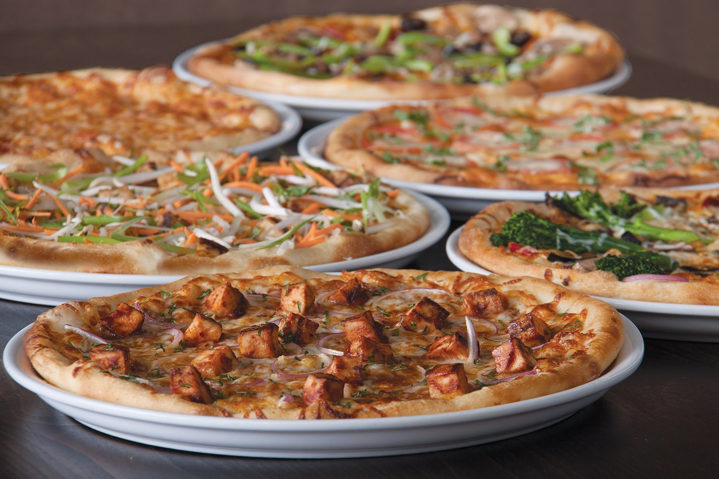 California Pizza Kitchen, Emeryville CA