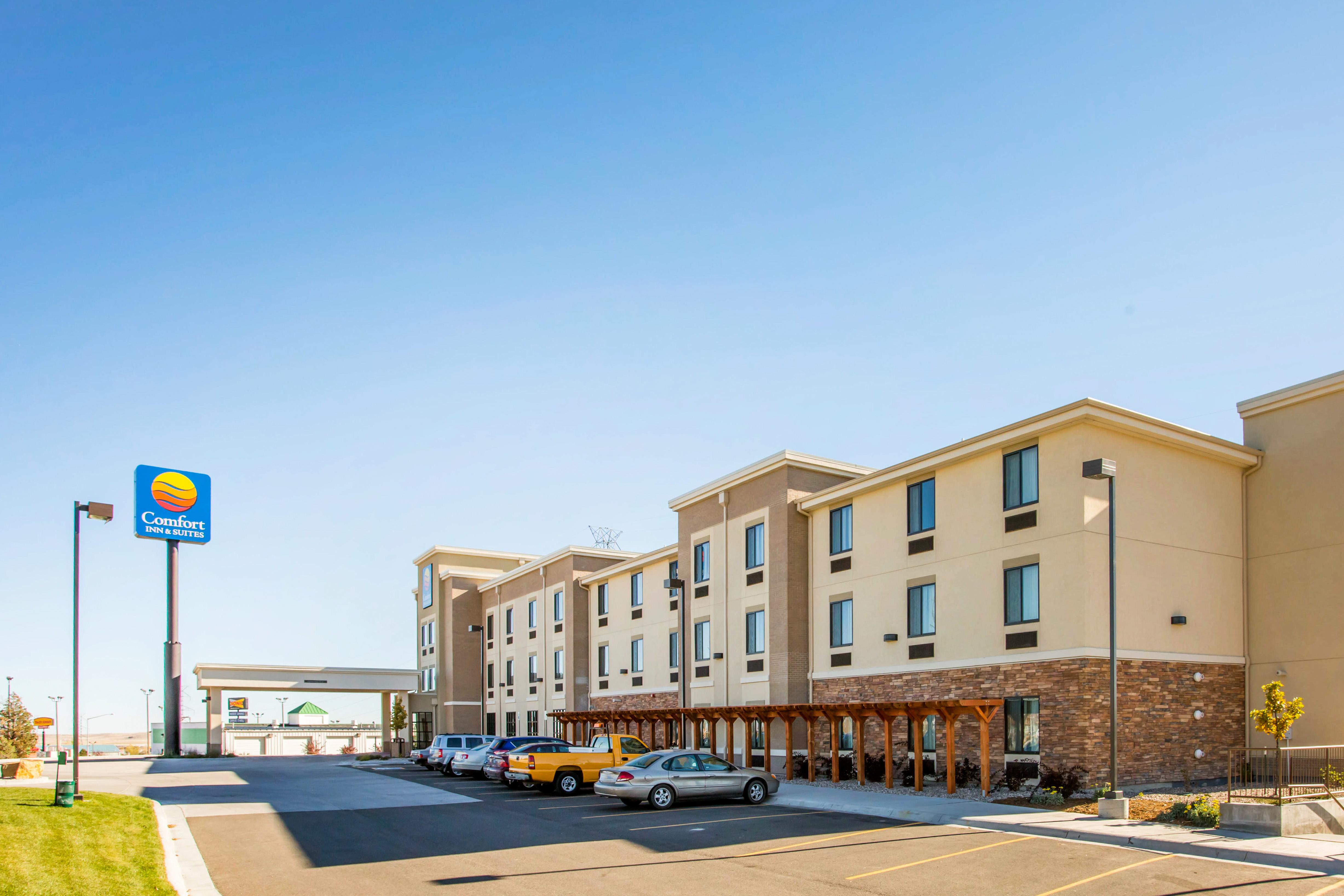 Comfort Inn & Suites, Cheyenne WY