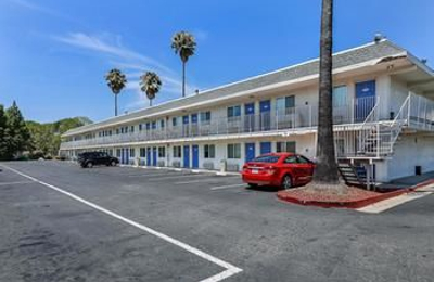 Motel 6 - Pleasanton, CA