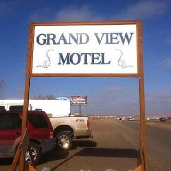 Grand View Motel, Williston ND