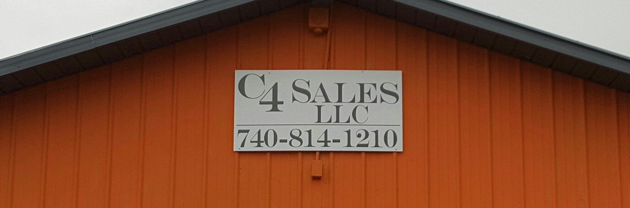 C4 Sales, LLC - Auto Sales, Utica OH