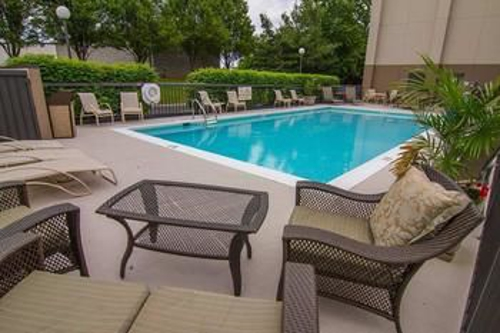 Hampton Inn Winchester-University/Mall Area - Winchester, VA