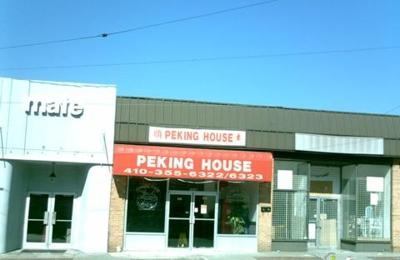 Peking House - Brooklyn, MD