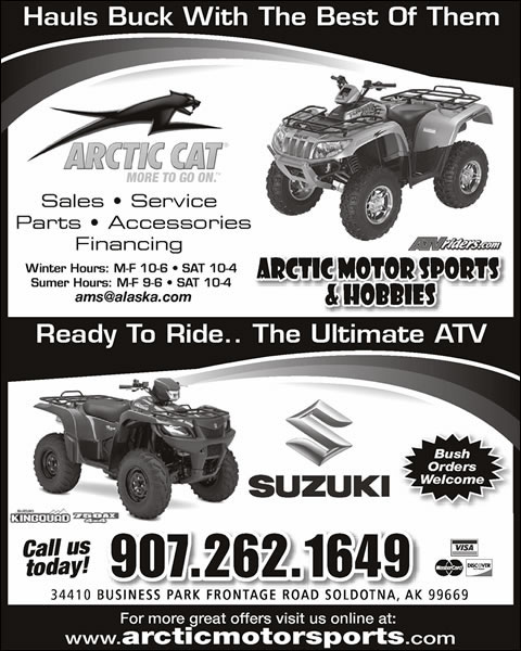 Arctic Motor Sports & Hobbies