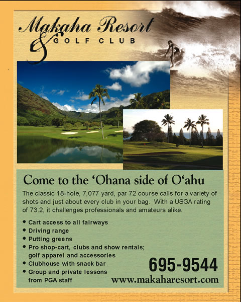 Makaha Resort Golf Club
