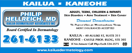 Kailua Dermatology Associates Ltd