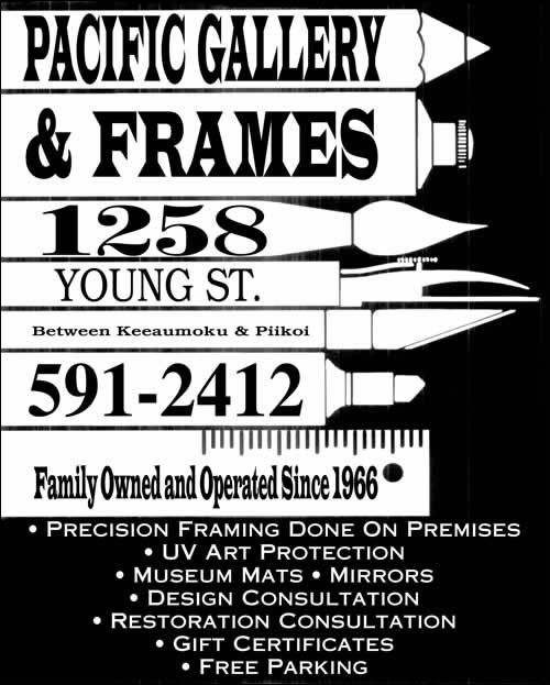 Pacific Gallery & Frames