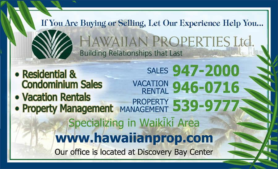 Marina Hawaii Vacations