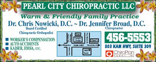 Pearl City Chiropractic LLC