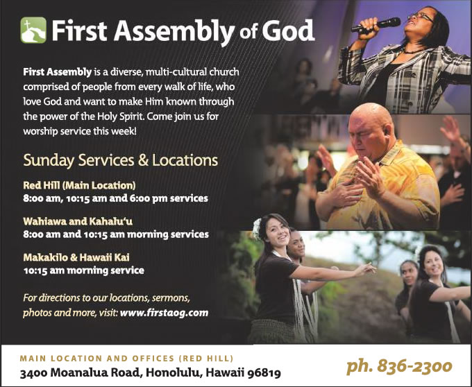 First Assembly Of God
