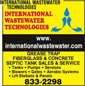 International Wastewater Technologies