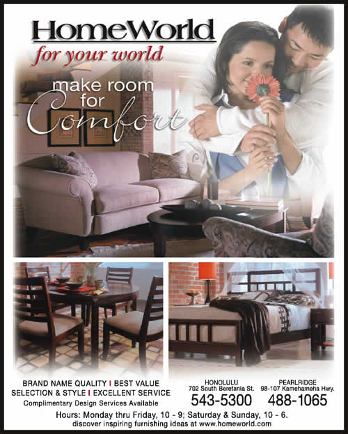 HomeWorld Furniture