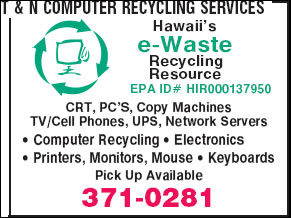 T & N Computer Recycling Services