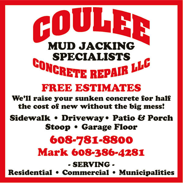 Coulee Concrete Repair LLC