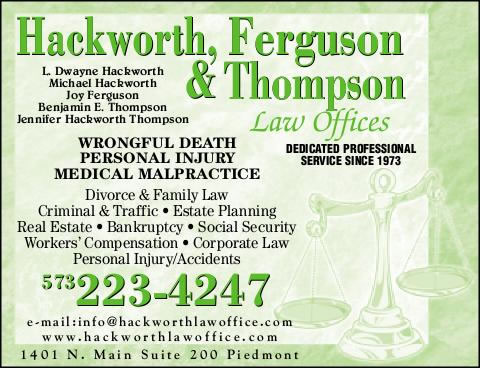 Hackworth Ferguson & Thompson