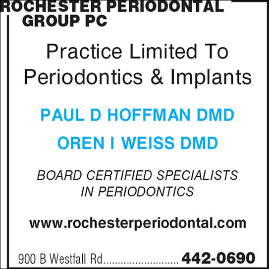 Rochester Periodontal Group PC