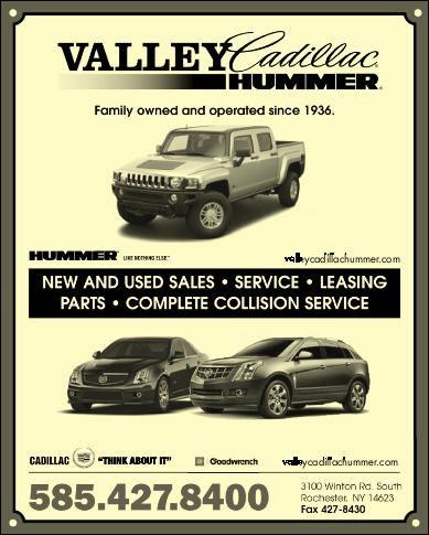 Valley Cadillac