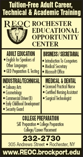 Rochester Educational Opportunity Center (REOC)