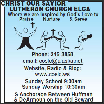 Christ Our Savior Lutheran Church ELCA