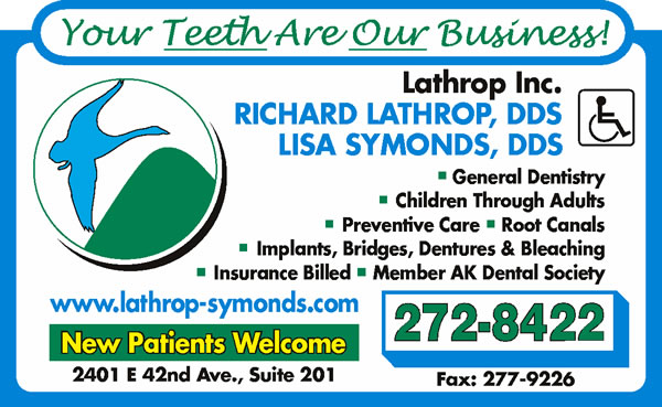 Lathrop Richard C DDS